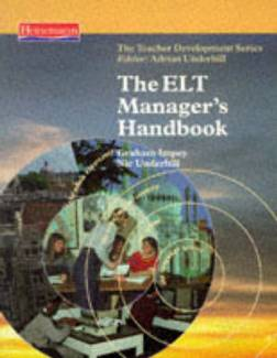 The Elt Managers Handbook