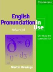 English Pronunciation In Use Advanced + Audio CD