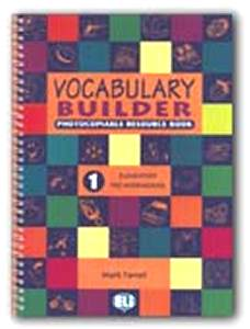Vocabulary Builder 1 Elementary - Pre-inter