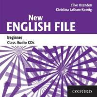 English File New Beginner Płytki Audio CD(3)