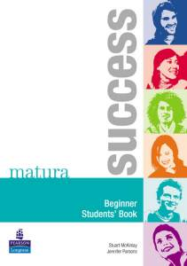 Matura Success Beginner Podręcznik + Cd-rom