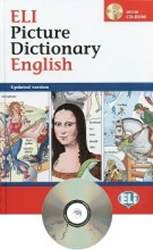 Eli Picture Dictionary English + Cd-rom