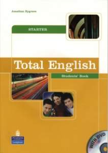 Total English Starter Podręcznik + DVD