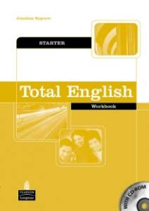 Total English Starter Zeszyt Ćwiczeń + CD-ROM