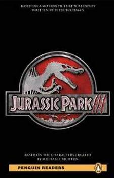 Penguin Readers 2 Jurassic Park Iii + Mp3 Cd
