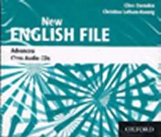 English File New Advanced Płytki Audio CD