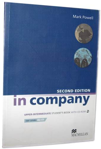 In Company Second Edition Upper-Intermediate Podręcznik