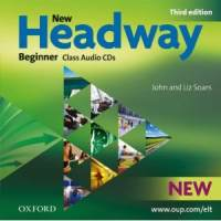 Headway Beginner Third Edition Płytka CD Audio Klasowa (2)