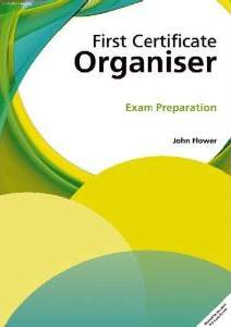FIRST CERTIFICATE ORGANISER NEW EDITION