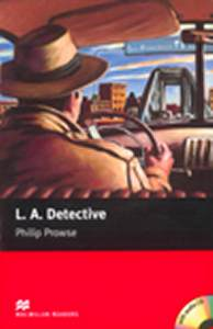 Macmillan Readers 1 L.a. Detective + Audio Cd