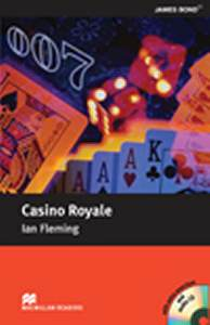 Macmillan Readers 4 Casino Royale + Audio Cd