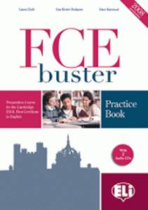 FCE Buster Practice Book + Audio CD