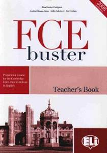 Fce Buster Teachers Book
