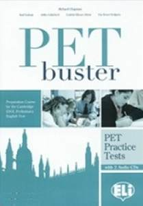 Pet Buster Practice Tests + Audio Cd