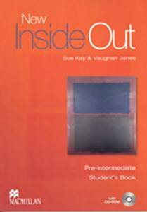 New Inside Out Pre-intermediate Podręcznik + Cd