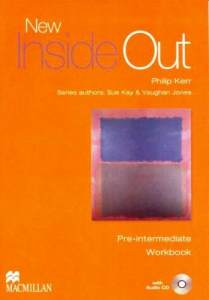 New Inside Out Pre-Intermediate Zeszyt Ćwiczeń + CD