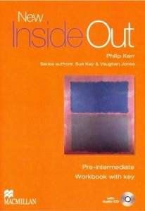 New Inside Out Pre-Intermediate Zeszyt Ćwiczeń z Kluczem + CD