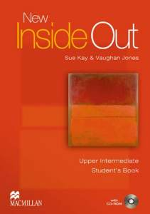 New Inside Out Upper-intermediate Podręcznik + Cd