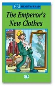 Ready To Read The Emperors New Clothes + Audio Cd