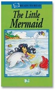 Ready To Read The Little Mermaid + Audio CD