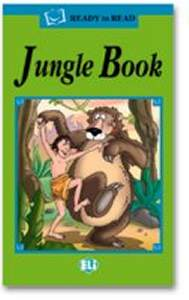 Ready To Read Jungle Book + Audio CD