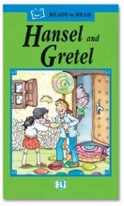Ready To Read Hansel And Gretel + Audio Cd