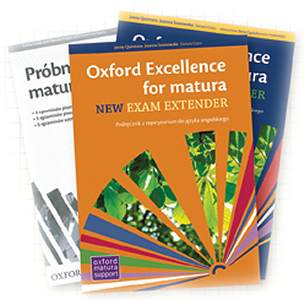 Oxford Excellence For Matura + Exam Extender Edycja z Testami