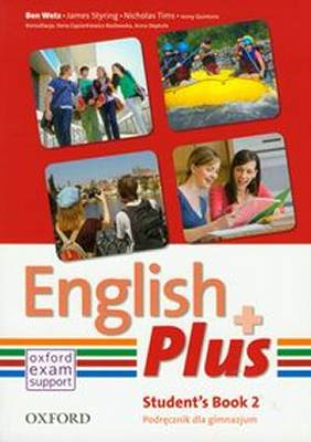 English Plus 2a Podręcznik