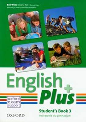 English Plus 3a Podręcznik