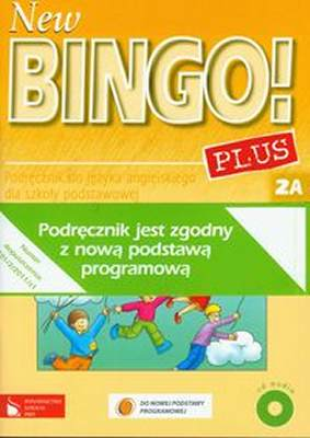 New Bingo Plus 2a-2b Podręcznik + CD