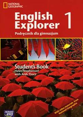 English Explorer 1 Podręcznik