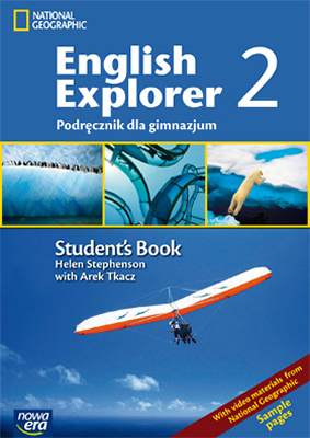 English Explorer 2 Podręcznik