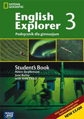 English Explorer 3 Podręcznik