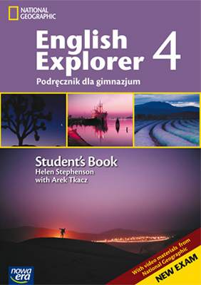 English Explorer 4 Podręcznik