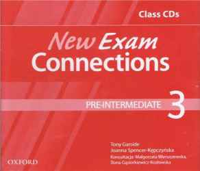New Exam Connections 3 Płytki Audio Cd