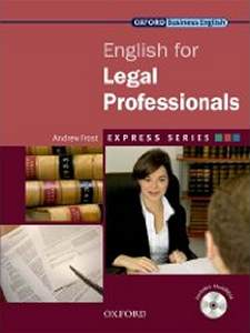 English For Legal Professionals Podręcznik