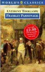 Oxford Worlds Classics Framley Parsonage