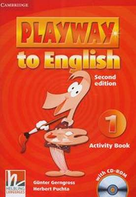 PLAYWAY TO ENGLISH SECOND EDITION 1 ZESZYT ĆWICZEŃ