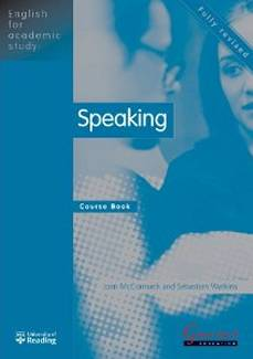 English For Academic Study - Speaking Revised