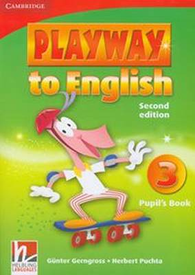 Playway To English Second Edition 3 Podręcznik