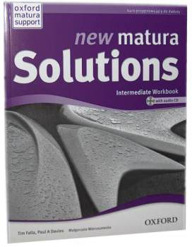 New Matura Solutions Intermediate Zeszyt Ćwiczeń