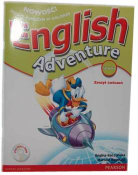 English Adventure Starter Zeszyt Ćwiczeń