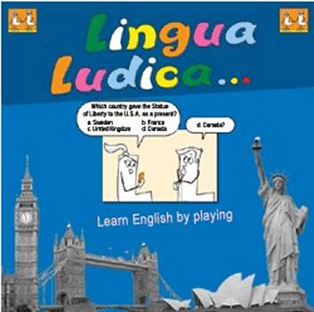Lingua Ludica - Learn English By Playing