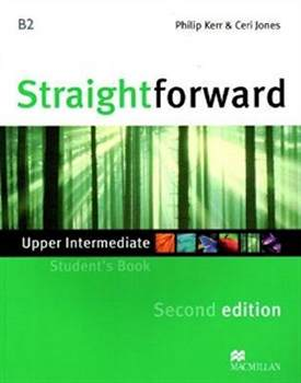 Straightforward 2nd Edition Upper-intermediate Książka Ucznia + Webcode