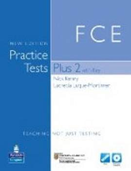 FCE Practice Tests Plus New 2 z Kluczem (+ Itest Access Code and Audio CD)