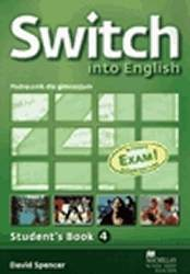 Switch Into English 4 Podręcznik