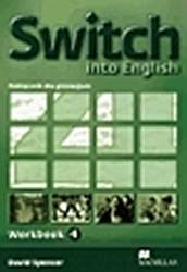 Switch Into English 4 Zeszyt Ćwiczeń