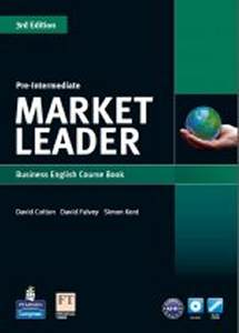 Market Leader 3rd Edtion Pre-intermediate Coursebook