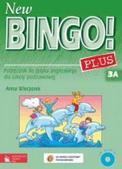 New Bingo Plus 3a-3b Podręcznik + CD
