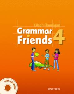 Grammar Friends 4 + Cd-rom